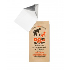 5000 шт. Пакеты бумажные для выгула собак