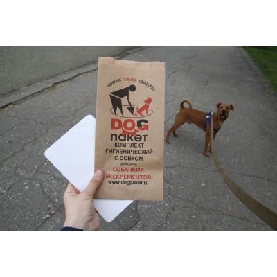 Заботимся о братьях наших меньших: пакеты для уборки за собаками